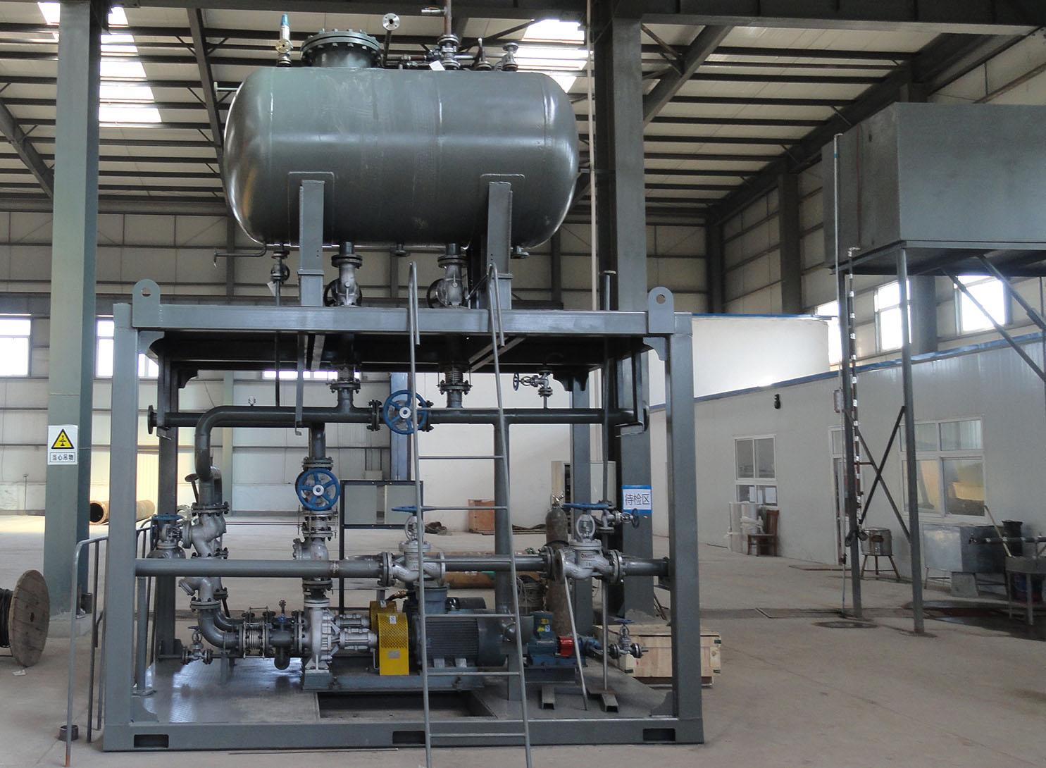 新疆導熱油爐系統
